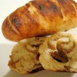 自家製酵母のいちじくパン