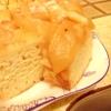 シンプルりんごパン