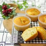 簡単シンプルふんわり美味☆りんご紅茶のカップケーキ