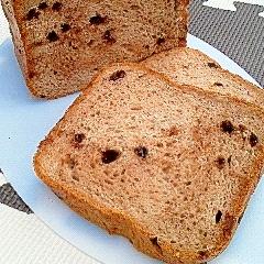 HB☆チョコたっぷり食パン