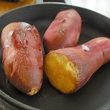 タミパンでほっくりあま~い 焼き芋
