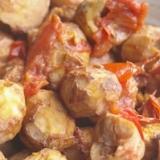 マロントマト煮