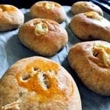糖質カット♪HBアレンジ☆ブランチーズパン