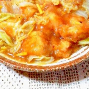 めちゃ旨☆トロりん鶏胸肉と白菜のうま煮♪生姜IN❤