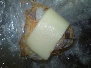 おにぎり 砂肝&チーズ&マヨ