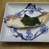 鯛のオリーブオイル炒め