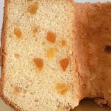杏の米粉シフォンケーキ