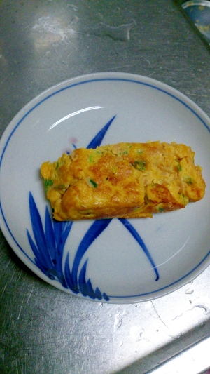 ツナ入り卵焼き