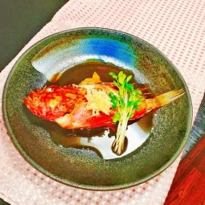 基本☆魚の煮つけ