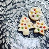 可愛い☆クリスマス★ステンドグラスクッキー☆