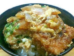 ボリューム満点!高野豆腐でカツ丼