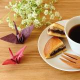 ほうじ茶で作るコーヒーorラテꕤ和菓子にぴったり