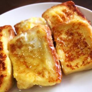 子供が喜ぶ☆味が良く染みたフレンチトースト