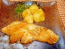 鱈の照り焼き