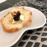 フランスパンで☆クリームチーズカナッペ