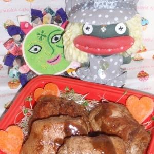 長芋の豚肉巻きオイスター風味
