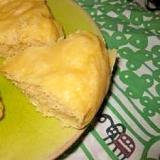 もっちもち♪お豆腐蒸しパン