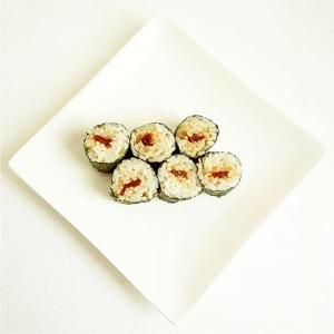 鉄砲巻き かんぴょう巻き寿司