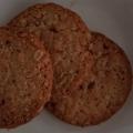 チーズ(国産)とオートミール(北海道産)のクッキー