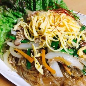 簡単チャプチェ★韓国料理