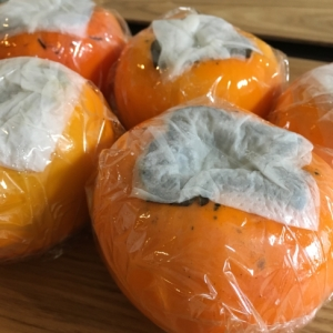 柿の長期保存方法★