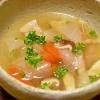 圧力鍋で作るスープ
