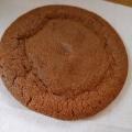 ブラックココアのホットケーキ