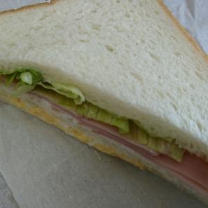 簡単!サンドイッチ
