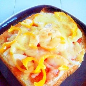 簡単☆チーズトースト