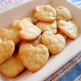 簡単!HMでクリームチーズのクッキー♪