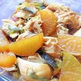 炊飯器で簡単!鶏むね肉と大根と長ネギの煮物