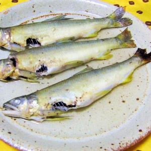 鮎のまーす煮