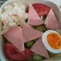 コロコロチーズとトマトの柚子胡椒サラダ(大分産)