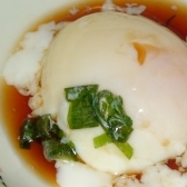 温泉卵 【炊飯器】