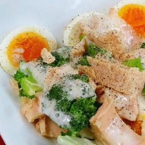 ツナ缶で簡単! 「ブロッコリーのサラダ」