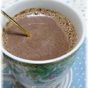 おうちでカフェ♪ティー・ショコラ・ショー