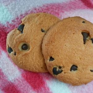 ☆チョコチップクッキー