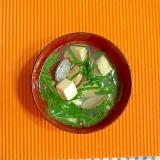 アサリの中華スープ♪