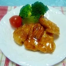 基本のソースで作る 鶏の照り焼き