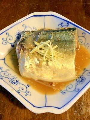 定番☆鯖の味噌煮