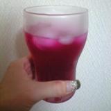 体にいい 赤紫蘇ジュース