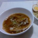 手作り中華麺でつけラーメン