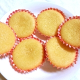 ♪魅力カフェ♪ホットケーキミックスでカップケーキ