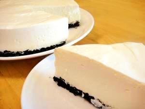 ★簡単☆レアチーズケーキ★