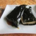 定番♫砂糖醤油で磯辺餅