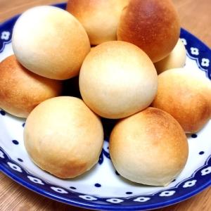 2次発酵は冷蔵庫で☆HBで豆腐と豆乳のフワフワパン