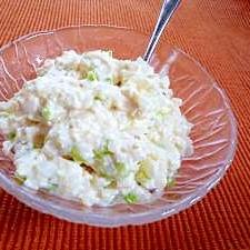 卵不使用! 豆腐のタルタルソース