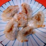 納豆嫌いさんに☆納豆キムチ餃子