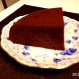 炊飯器で超簡単チョコケーキ
