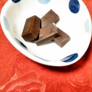 自作実験・低糖質スイートチョコレート